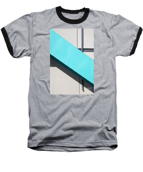 Urban Abstract 1 Baseball T-Shirt