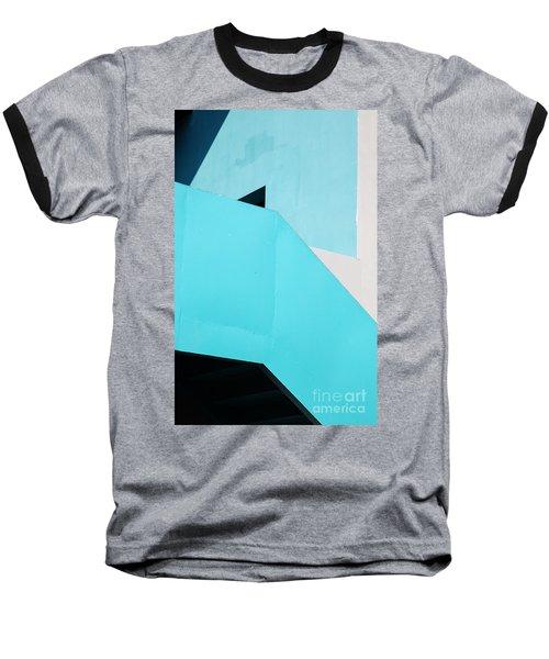 Urban Abstract 2 Baseball T-Shirt