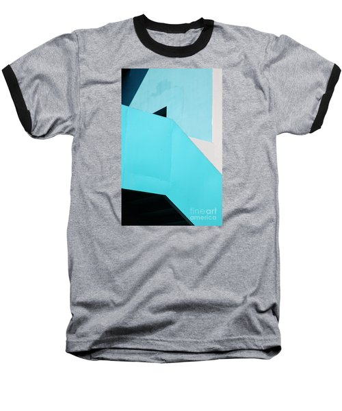 Urban Abstract 2 Baseball T-Shirt