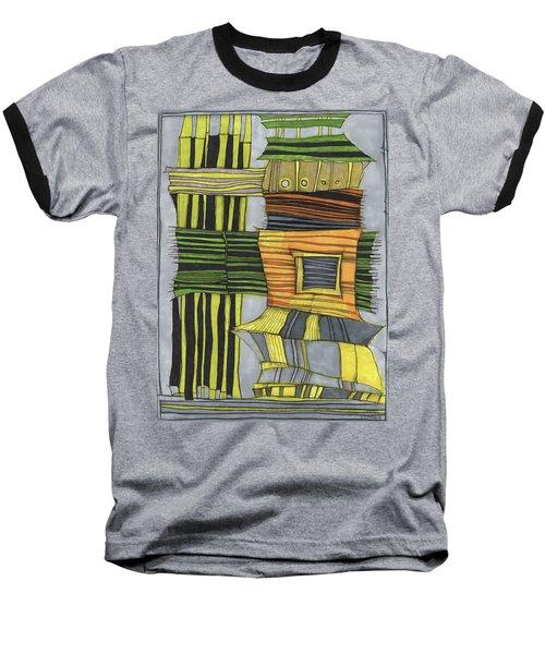 Urban Delight Baseball T-Shirt by Sandra Church