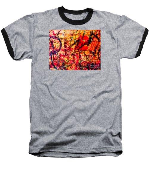 Urban Grunge One Baseball T-Shirt