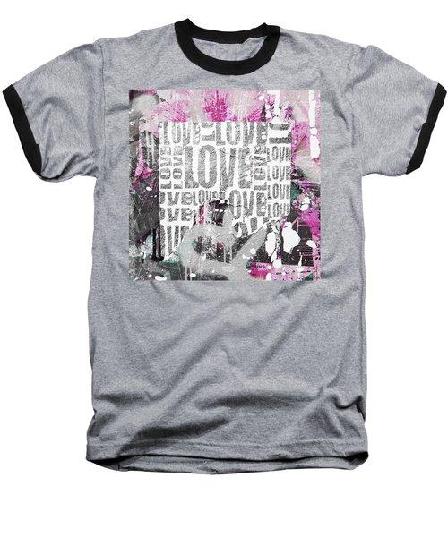 Urban Love Baseball T-Shirt