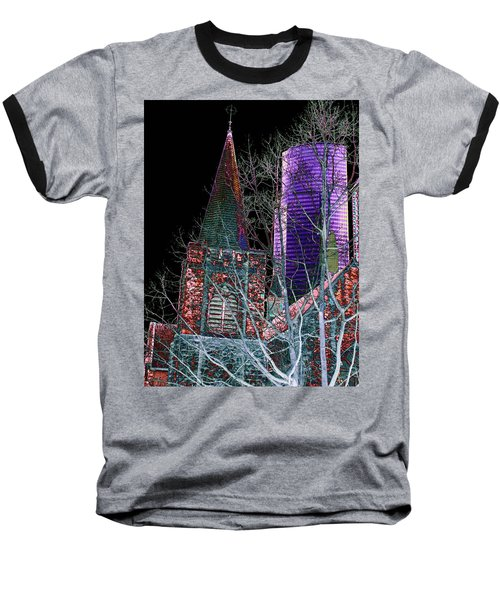 Urban Ministry Baseball T-Shirt by Tim Allen