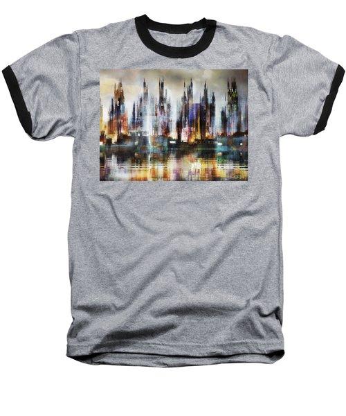Urban Morning IIi Baseball T-Shirt