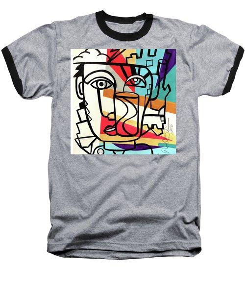 Urban Pop Art - Original Art Print Baseball T-Shirt