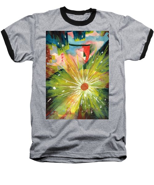 Urban Sunburst Baseball T-Shirt