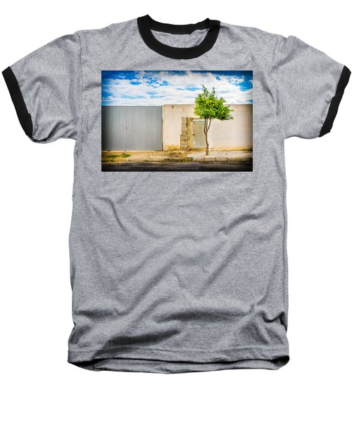 Urban Tree. Baseball T-Shirt