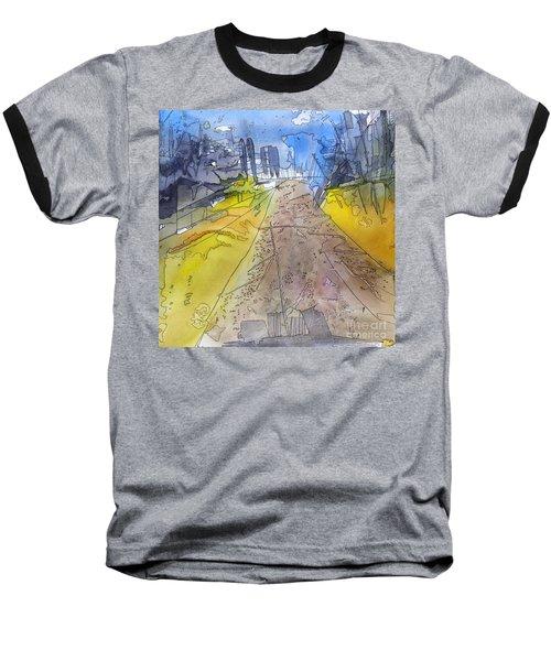 Ursa Major Baseball T-Shirt by A K Dayton