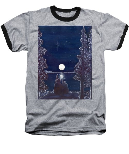 Ursa Minor Baseball T-Shirt