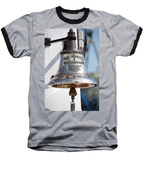 Us Frigate Bell Baseball T-Shirt