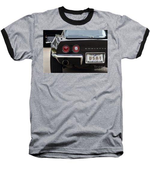Usa-1 Baseball T-Shirt