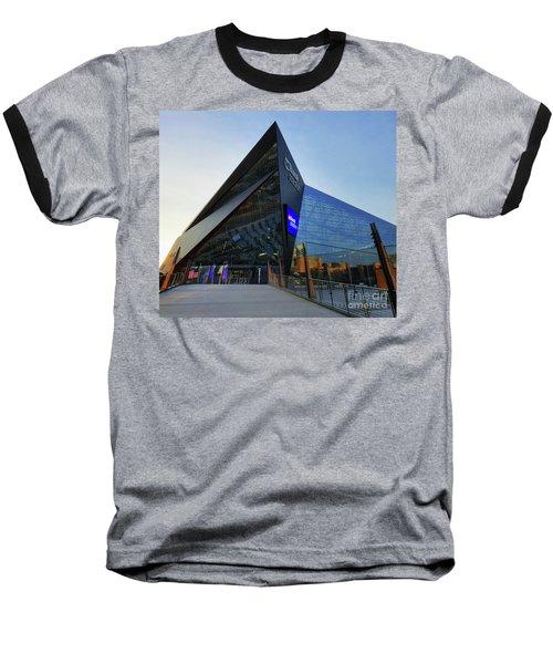 Usbank Stadium The Approach Baseball T-Shirt