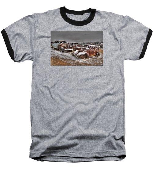 Used Up Baseball T-Shirt