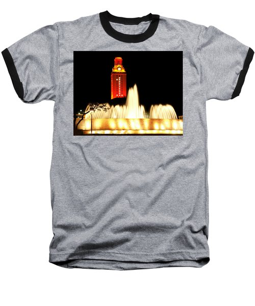 Ut Tower Championship Win Baseball T-Shirt