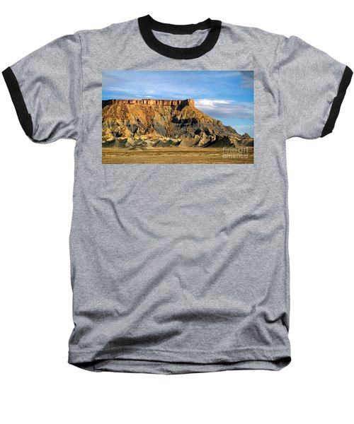 Utah Butte Baseball T-Shirt