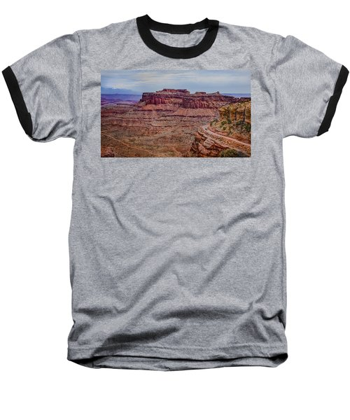 Baseball T-Shirt featuring the photograph Utah Canyon Country by James Woody