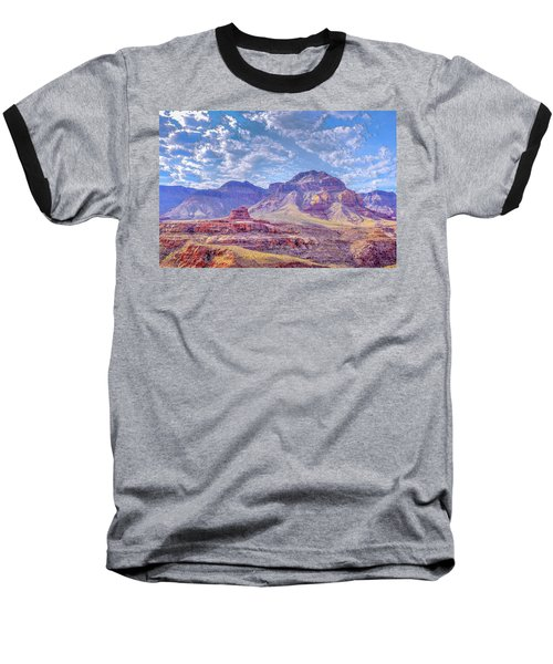 Utah Revisited Baseball T-Shirt by Mark Dunton