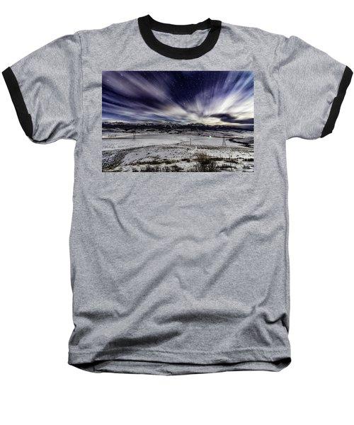 Ute Pass Baseball T-Shirt