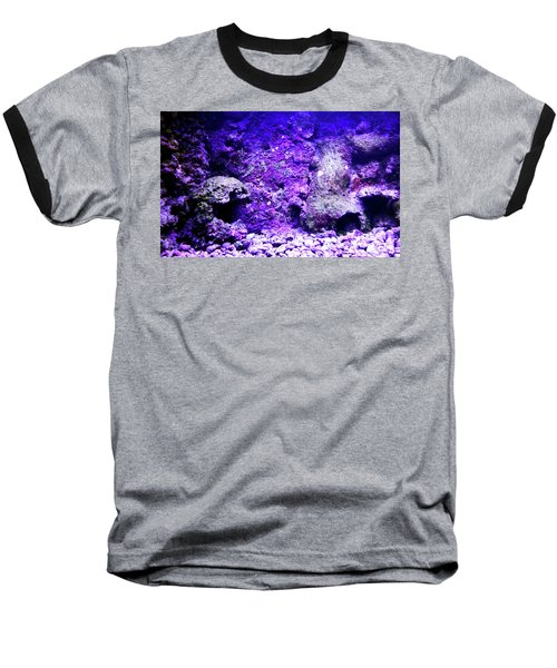 Baseball T-Shirt featuring the photograph Uw Coral Stone 2 by Francesca Mackenney