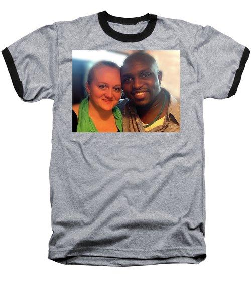 V And M Baseball T-Shirt