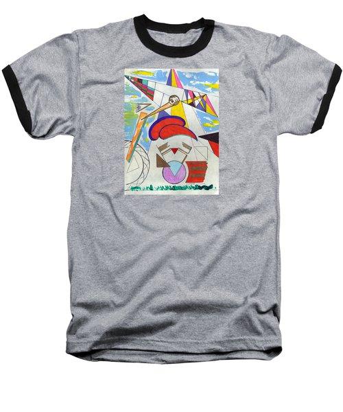 V Twin Baseball T-Shirt
