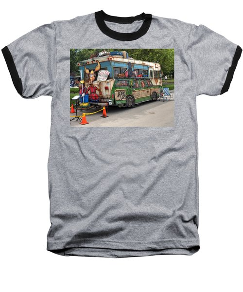 Vacation Baseball T-Shirt