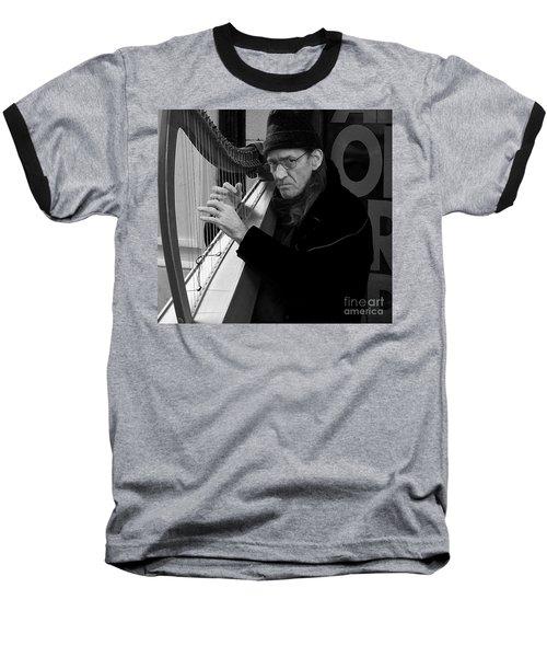 Vagrant Music Baseball T-Shirt