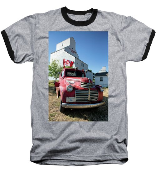 Val Marie, Sk Baseball T-Shirt