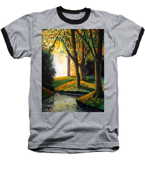 Vale Park  Baseball T-Shirt