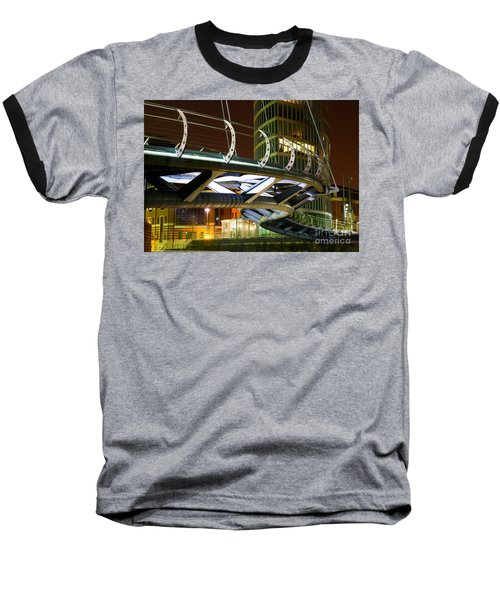 Valentines Bridge, Bristol Baseball T-Shirt