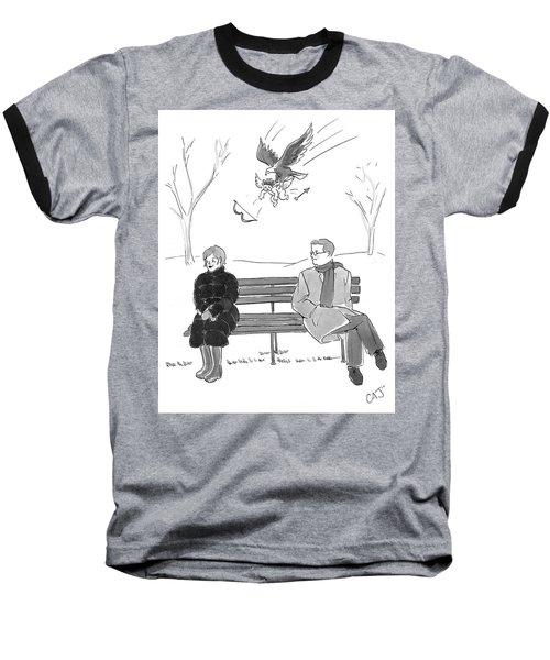 Valentines Day Baseball T-Shirt