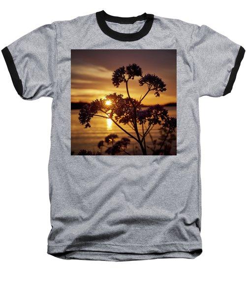 Valerian Sunset Baseball T-Shirt