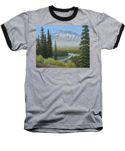 Valley Floor Baseball T-Shirt