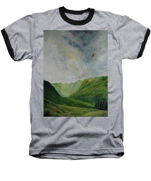 Valley Of Eagles Baseball T-Shirt