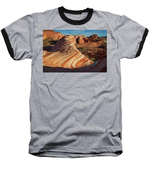Valley Of Fire Xiv Baseball T-Shirt