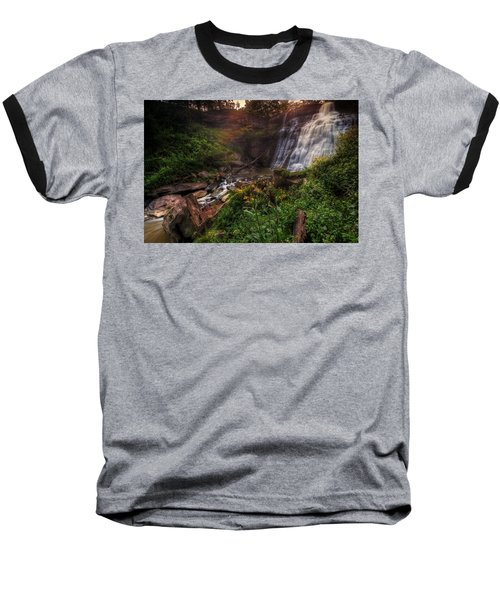 Valley Of Golden Light Baseball T-Shirt