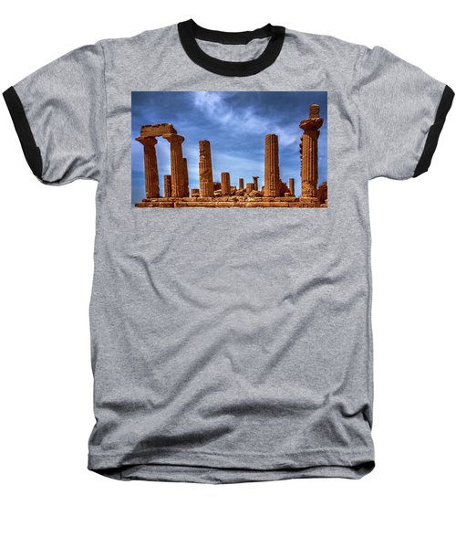 Valley Of The Temples IIi Baseball T-Shirt by Patrick Boening