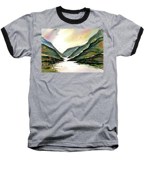 Valley Of Water Baseball T-Shirt