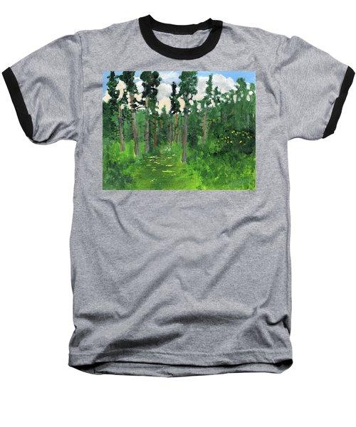 Valley Walk Baseball T-Shirt