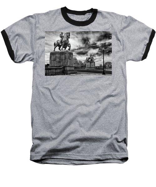 Valor Baseball T-Shirt by Paul Seymour