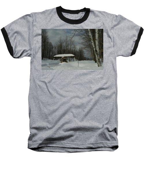 Vamo'alla Baseball T-Shirt