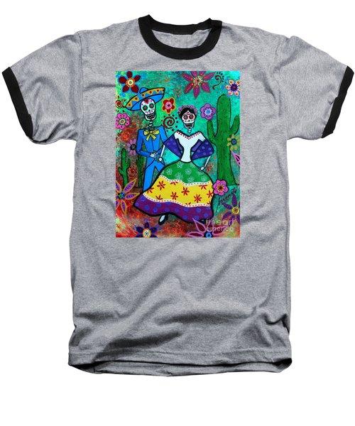Vamos  A Bailar Baseball T-Shirt