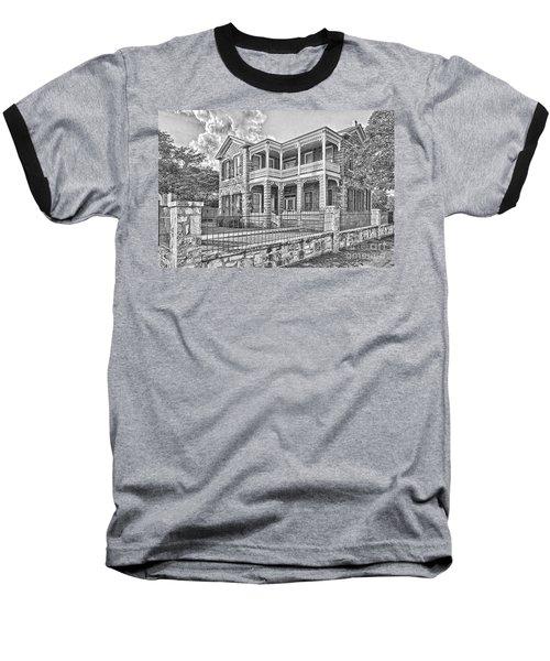 Van Der Stuken House Baseball T-Shirt