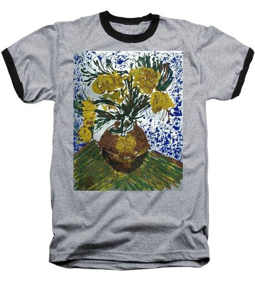 Van Gogh Baseball T-Shirt