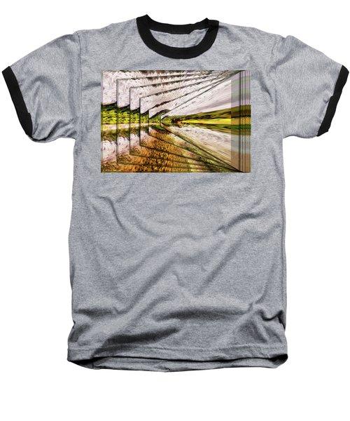 Van Gogh Perspective Baseball T-Shirt