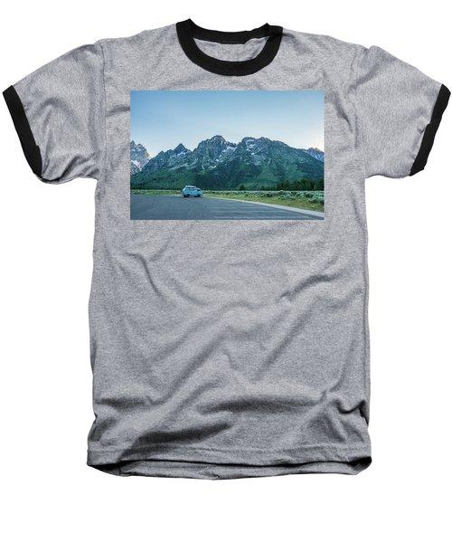 Van Life Baseball T-Shirt by Alpha Wanderlust