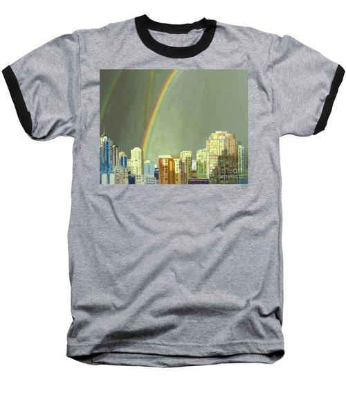 Vancouver Bc Baseball T-Shirt
