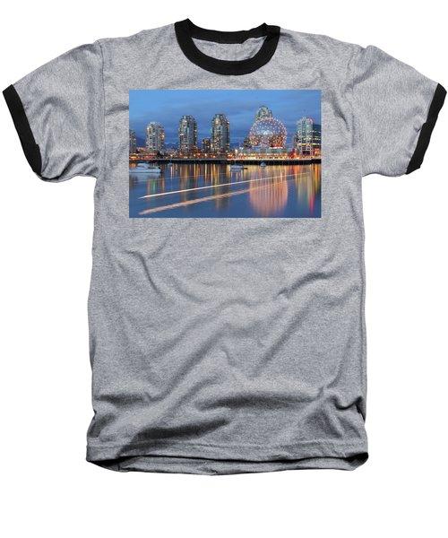 Vancouver Science World Baseball T-Shirt
