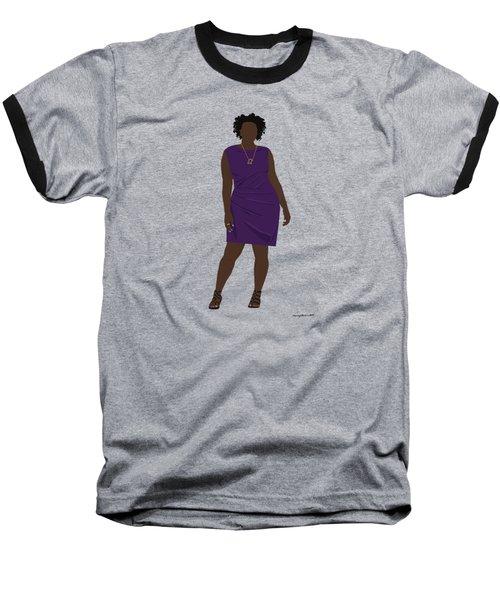 Vanessa Baseball T-Shirt