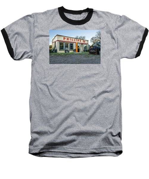 Vanishing America Baseball T-Shirt